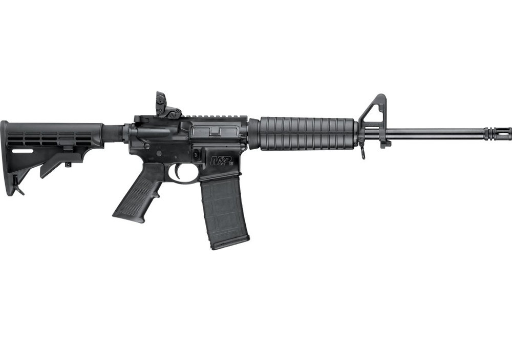 M&P15  Trusted, reliable and proven in the field, the M&P15 line of tactical rifle offers the best combination of fit and function.