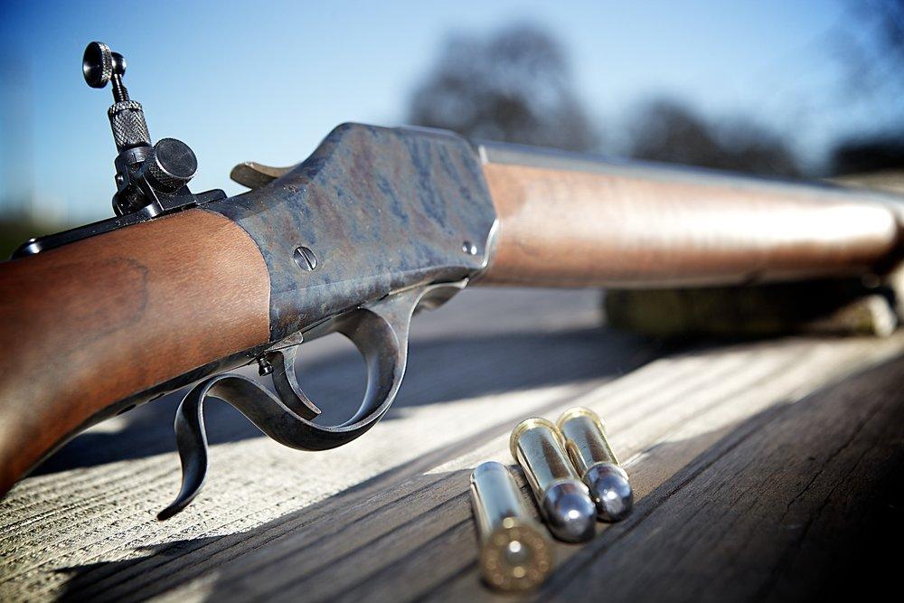 .45-70 Govt. rifle