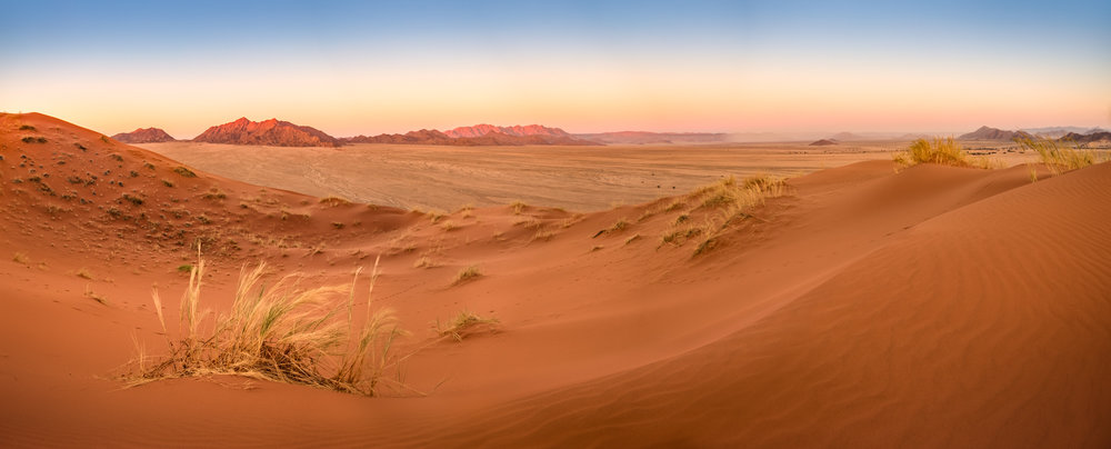 Elim Dune Panoramic View