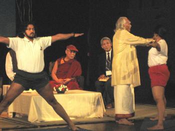 Lecture-Demonstration by Guruji