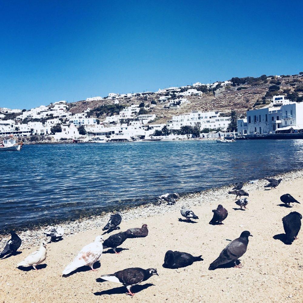 Mykonos, Greece -