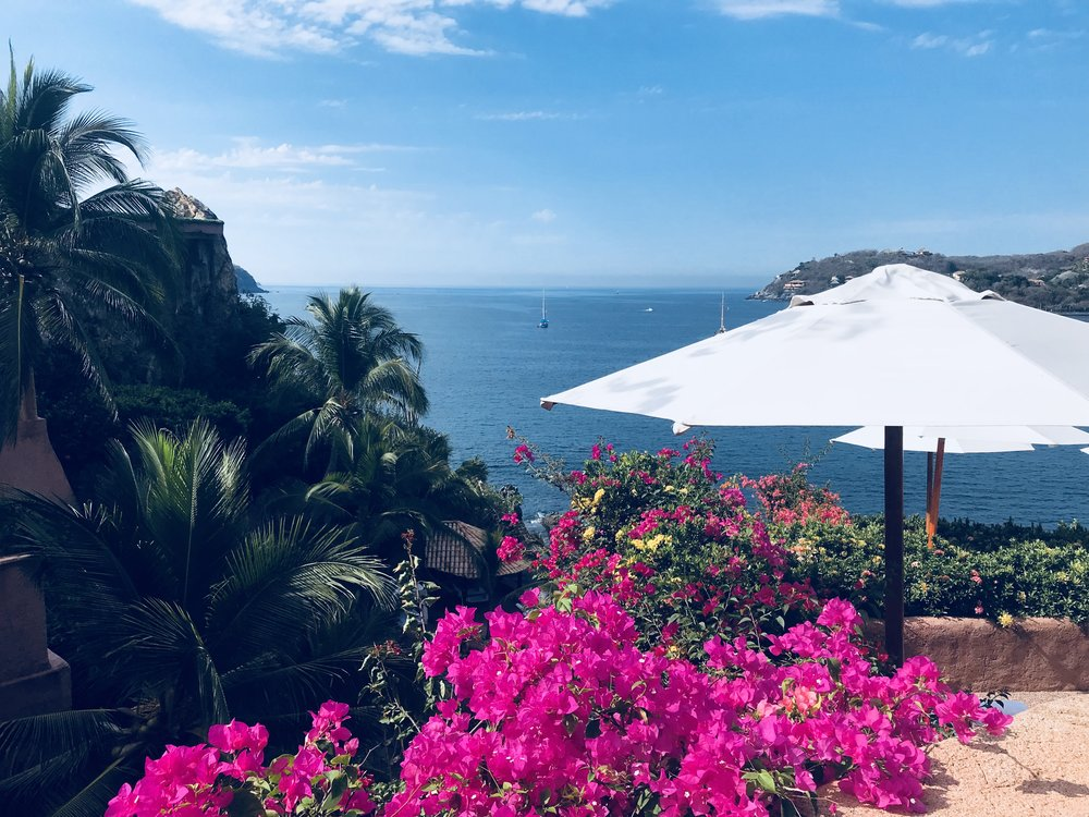Zihuatanejo, Mexico - February 2019