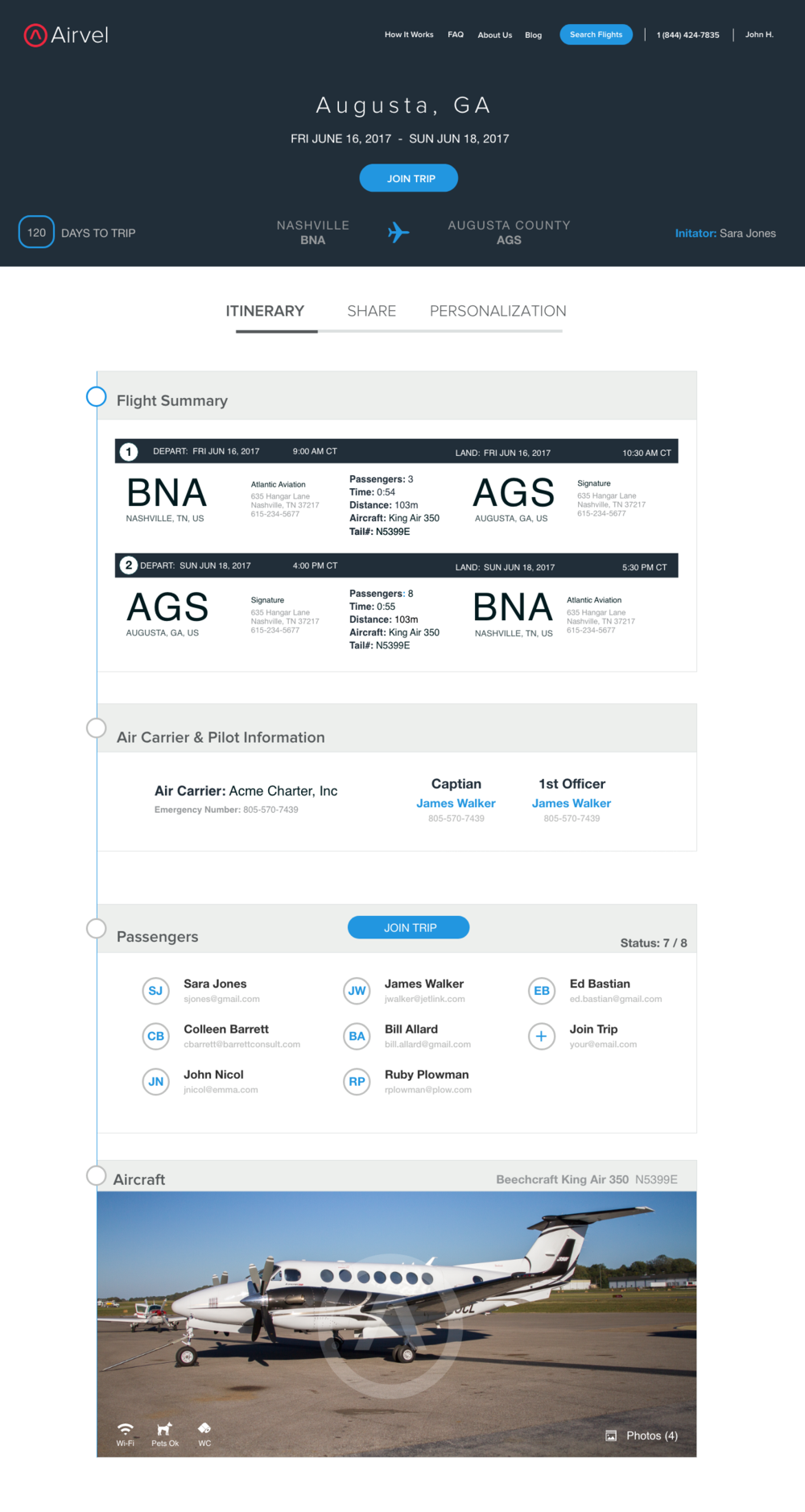 Copy of Management Page