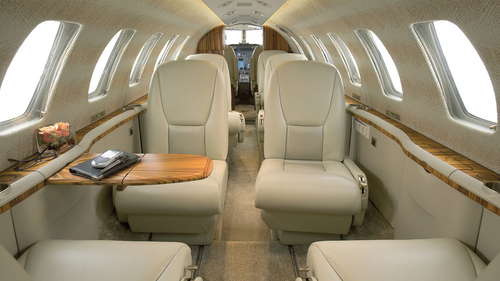 Cessna Citation V_Encore_Ultra int