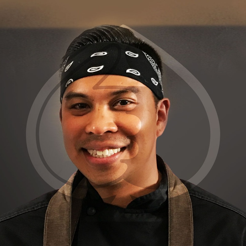 """Meet Chef Craig Jimenez.  Co-owner of Supernatural Sandwiches in San Diego and Orange County & One of the two featured competitors for Boodle Fight: Round 1!!!  Craig Jimenez is an American-Filipino chef and restaurateur. Craig has been cooking for almost two decades, celebrating French, regional Italian, and Asian cuisine.He has also helped open restaurants that are anchoring the San Diego Food Scene, conceptualizing and operating """"Craft and Commerce"""", cutting his teeth at """"The Guild"""" and helping to revamp """"Henry's Pub"""", to name a few.  He is a native to San Diego but regularly travels for growth and inspiration.Born in the 80's in a Southeast neighborhood called Paradise Hills, He was constantly surrounded by family gatherings & potlucks that presented a variety of different tastes growing up.This melting pot of Filipino, American, Chinese, Korean, Vietnamese, Japanese and Laotian flavors were a constant inspiration to seek out the origins of these exotic cuisines.  The best moments celebrating life, paired with these food memories have set him on a journey to find even more tasty dishes and bring them back to share."""