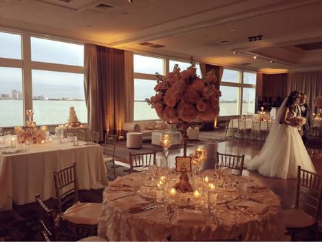 The Rusty Pelican Wedding