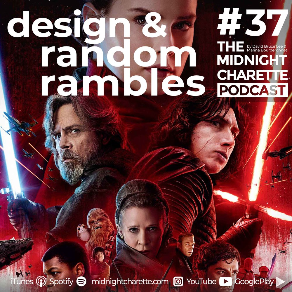Midnight Charette - All Podcast Episodes — The Midnight Charette