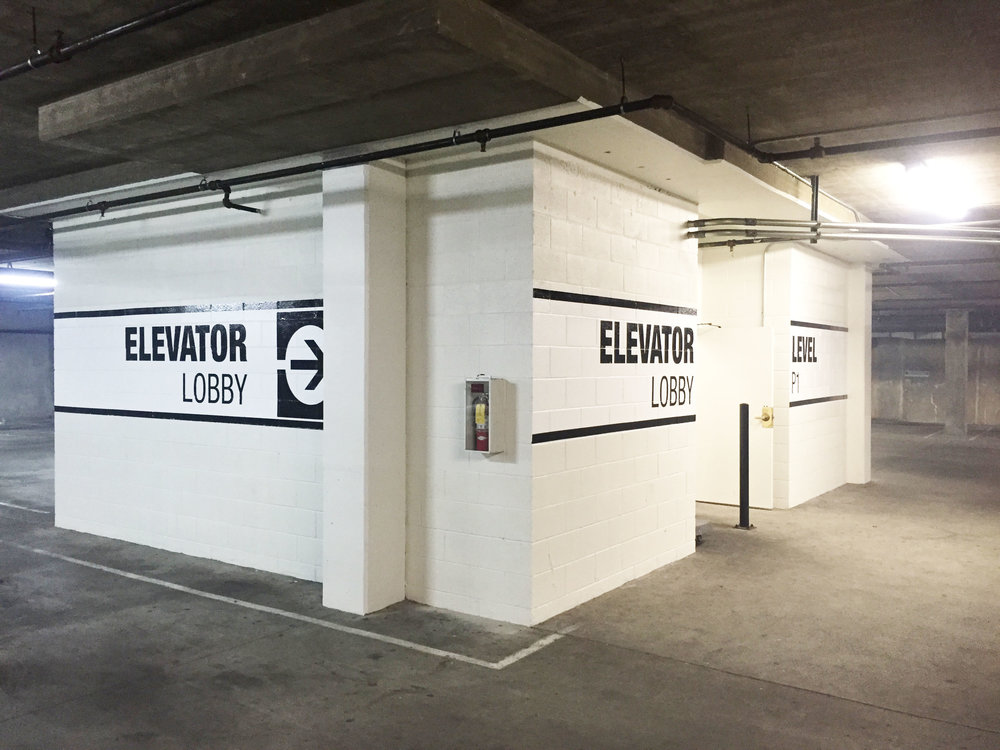 Parking Graphics