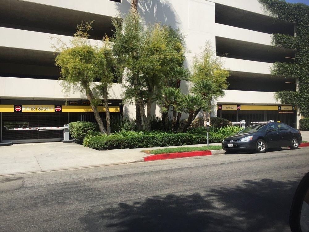 Parking Enter Exit Graphics