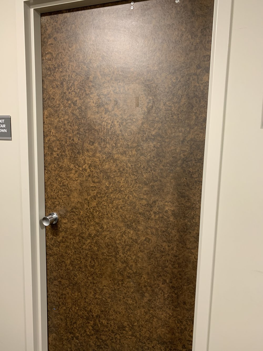 Regular Office Door