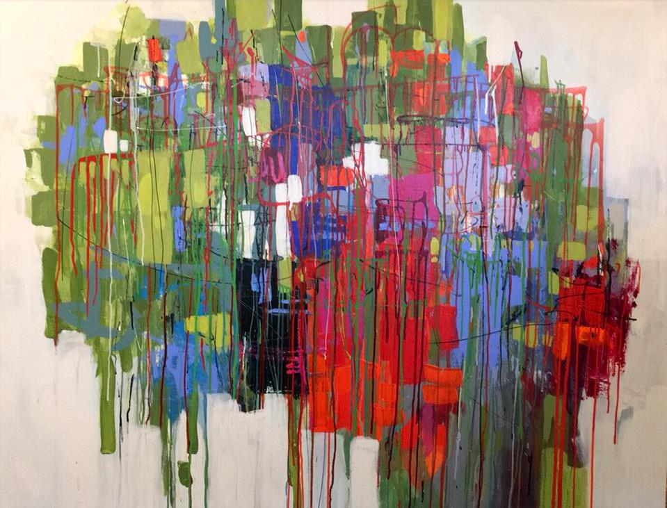 Carolyn Riegelman Original Artwork - 5