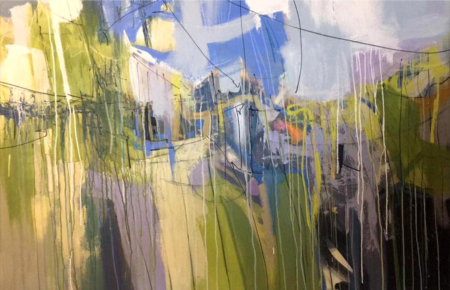 Carolyn Riegelman Original Artwork - 12