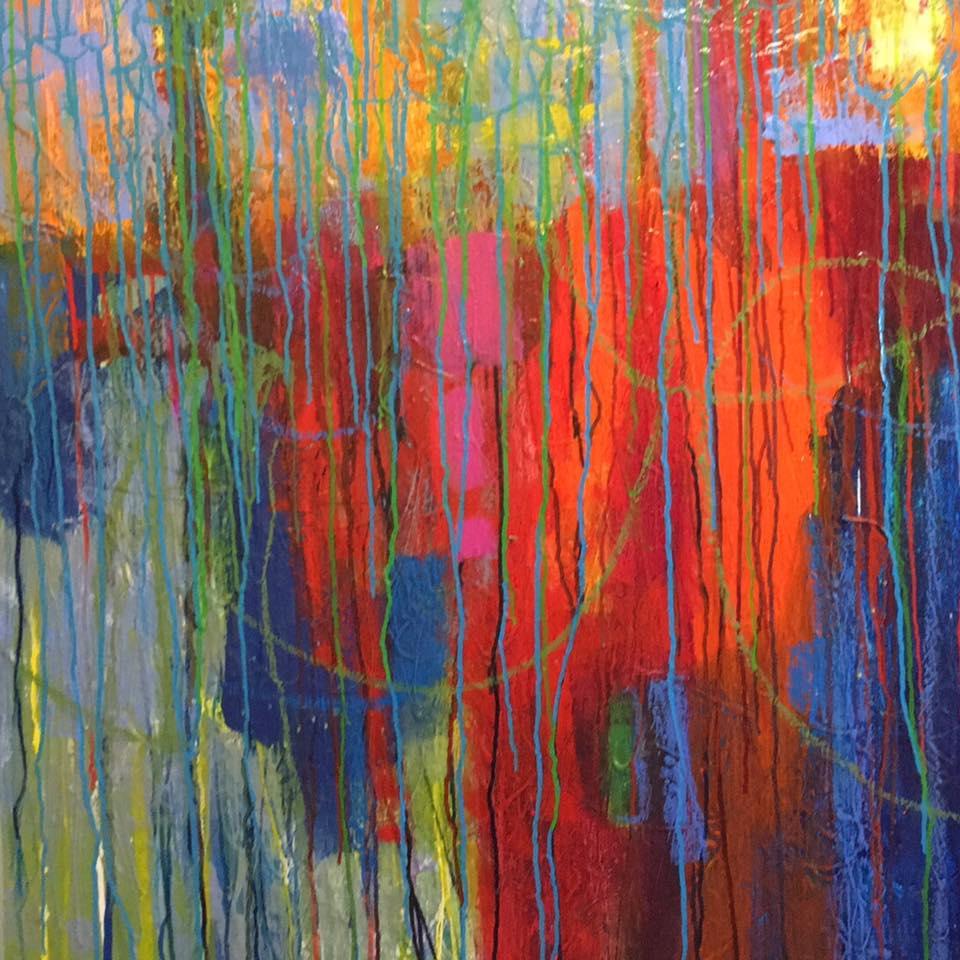 Carolyn Riegelman Original Artwork - 17