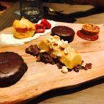 Board of desserts