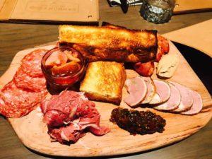 Board of meats