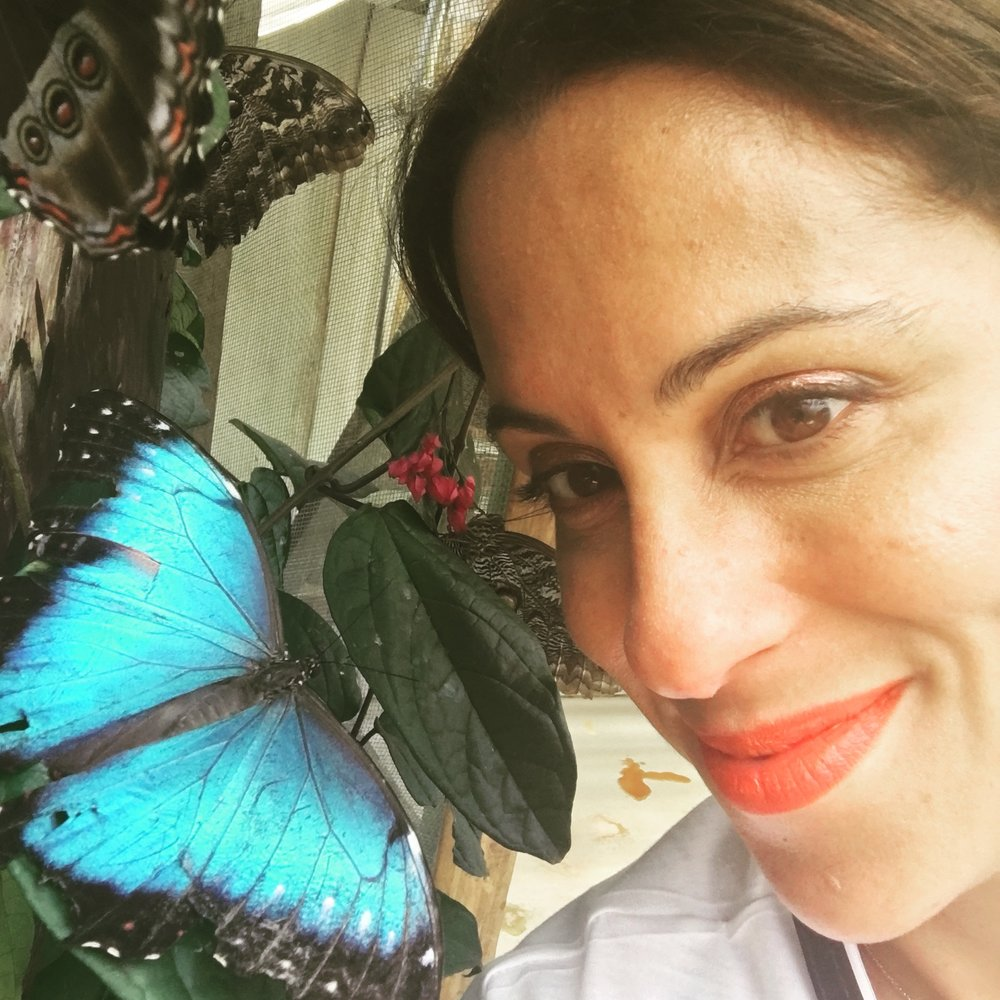 """Fabiola Ansotegui   I am a 43 years old lawyer, born and raised in Puerto Rico. I adore to travel and find myself in every country, in every religion and in every person that I met. Looking forward to meet my tribe in Costa Rica. In the meantime, you could find me in Facebook and Instagram """"fansotegui""""."""