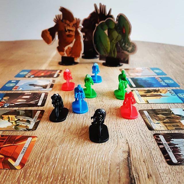 Tid til en ny strategi eller taktik? Dagens Når vi snakker om spil handler om strategisk og taktisk niveau i brætspil #brætspil