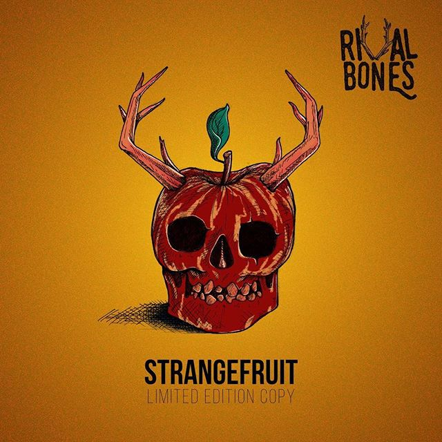 ◆ PEOPLE OF INSTAGRAM ◆  We're doing an exclusive run of ONLY 50 Limited Edition StrangeFruit EPs. + Signed Physical EP with Limited Edition Artwork + 2 Bonus Tracks. + Limited Edition Sticker. + Limited Edition Badge. + Exclusive Artwork.  Pre order NOW from our bio! ** If you've already pre ordered StrangeFruit, you've been automatically upgraded to the Limited Edition.