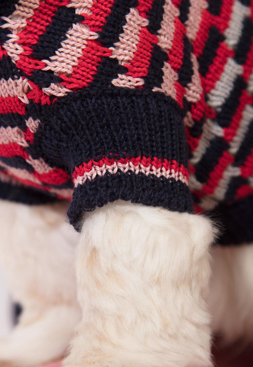 DOG JUMPER UK