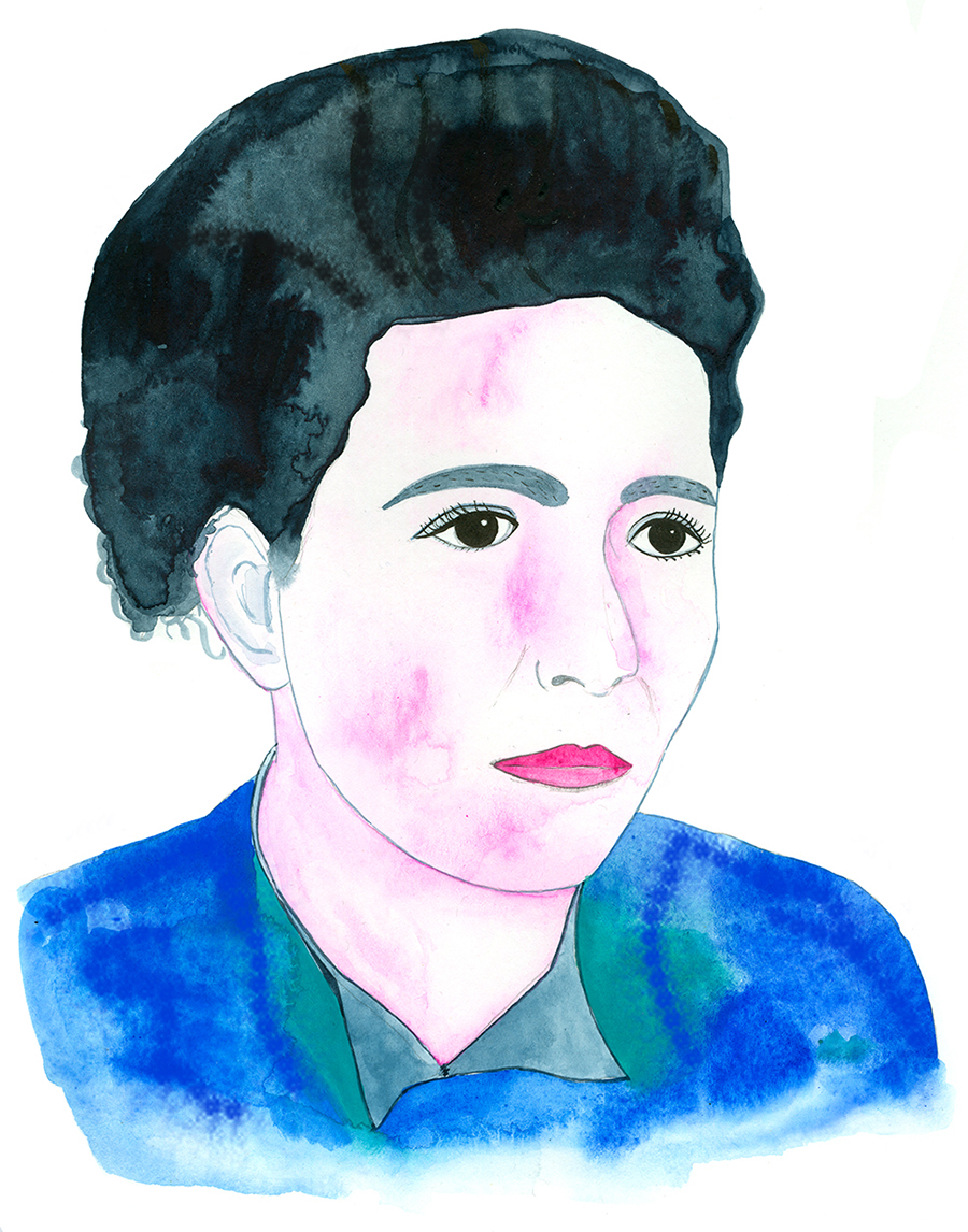 Simone de Beauvoir by Marenthe.jpg
