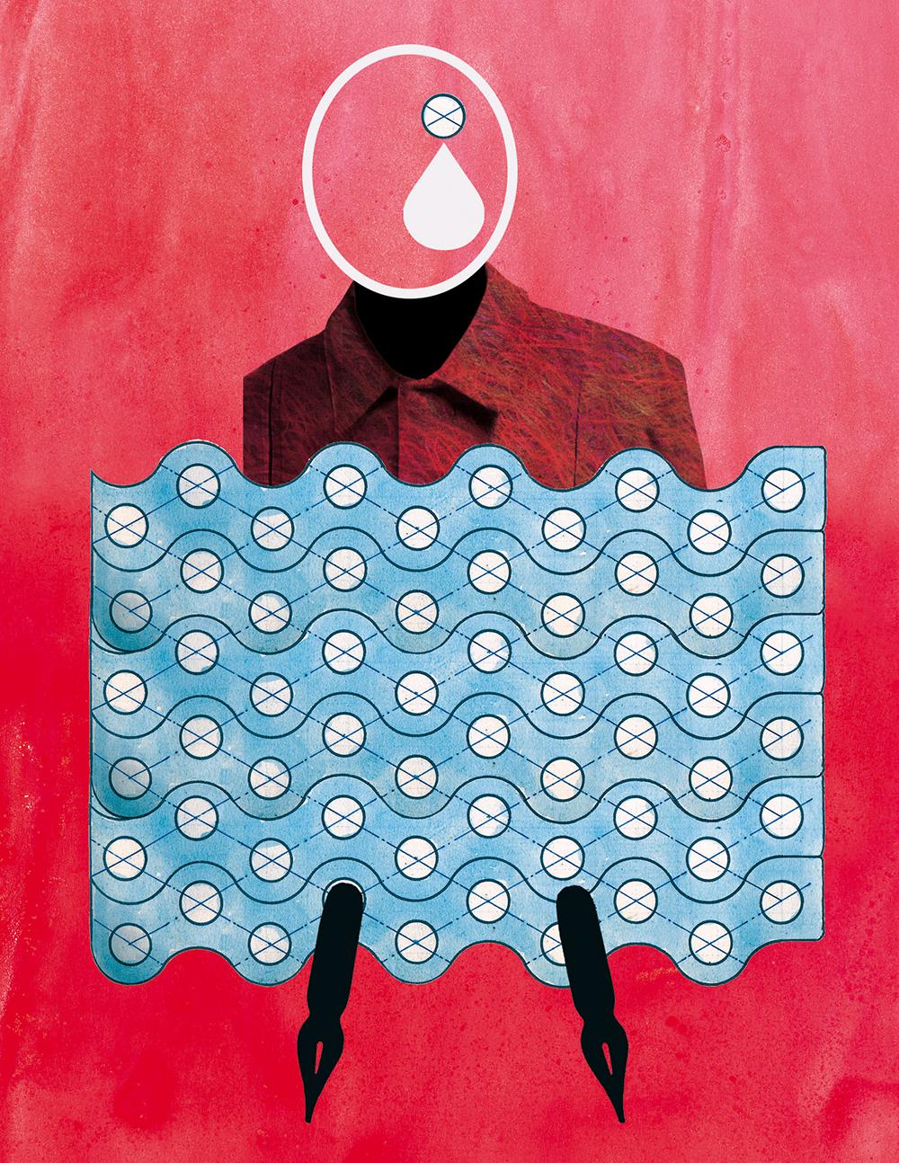 Elegance magazine waterman | aquarius by Marenthe.jpg