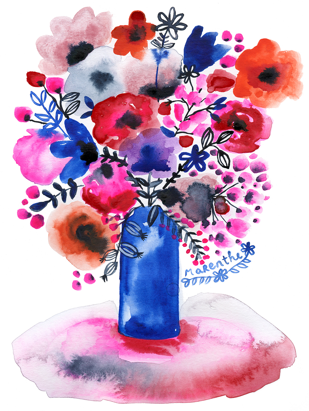 Watercolor Florals in vase.jpg