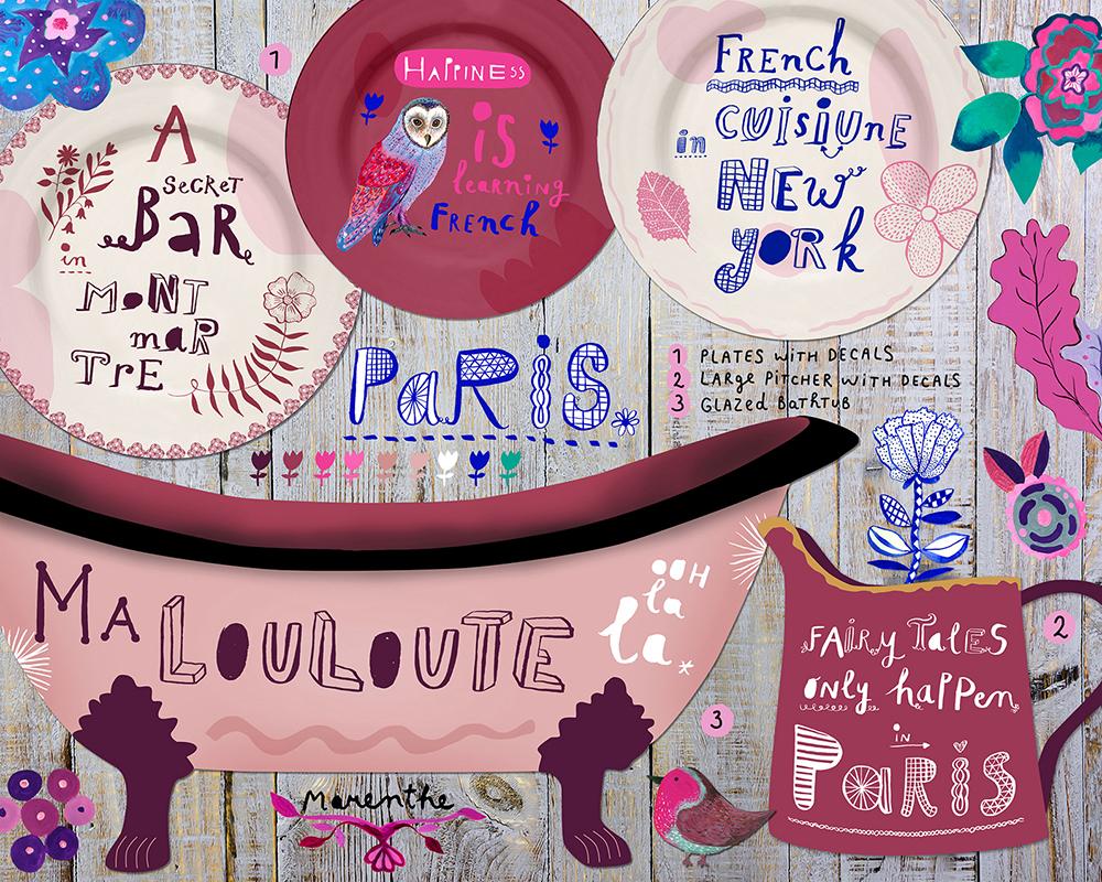 Marenthe Paris Love Nest Collection Home Decor ceramics.jpg