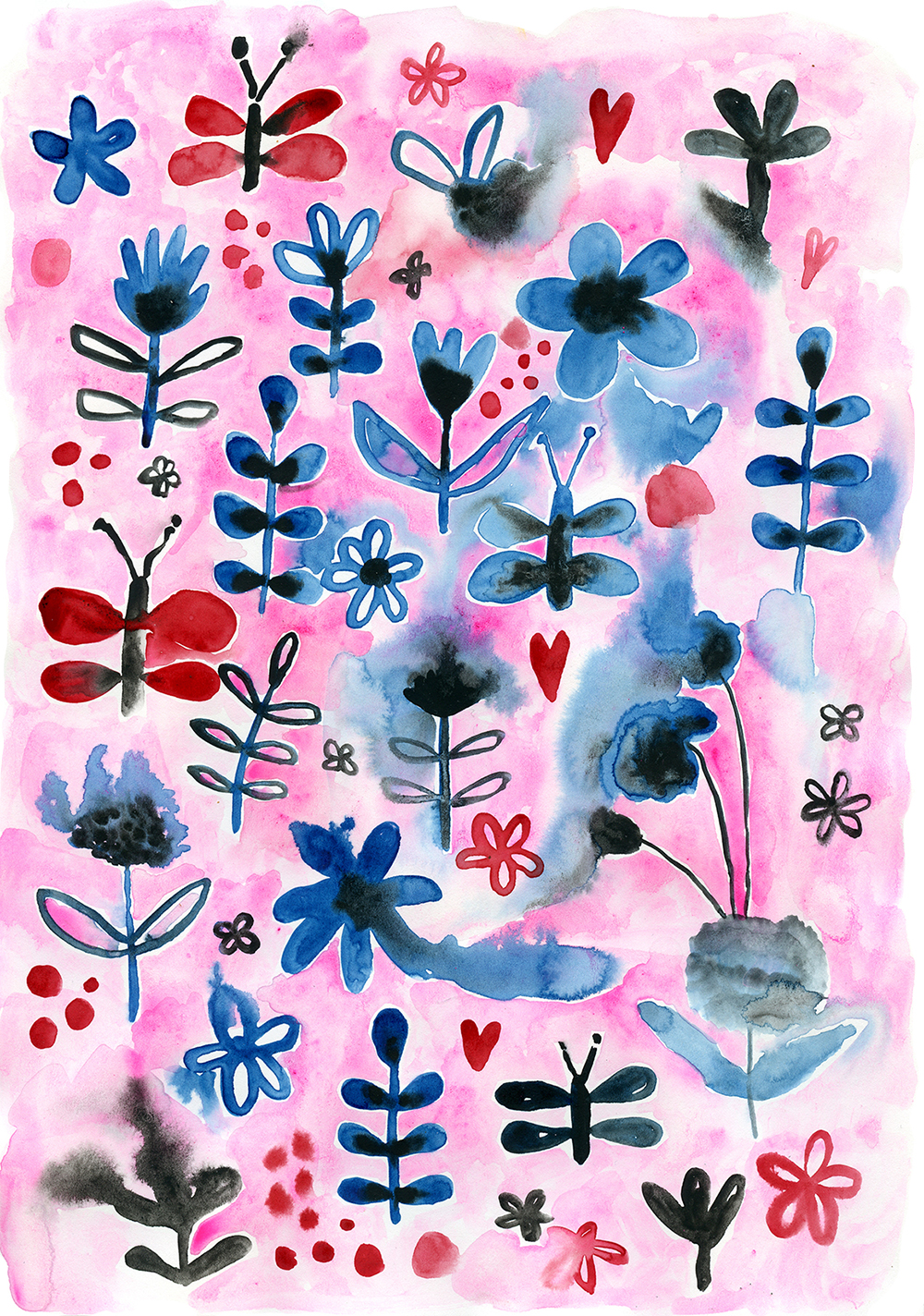Marenthe Menagerie2018 Floral Pattern by Marenthe.jpg