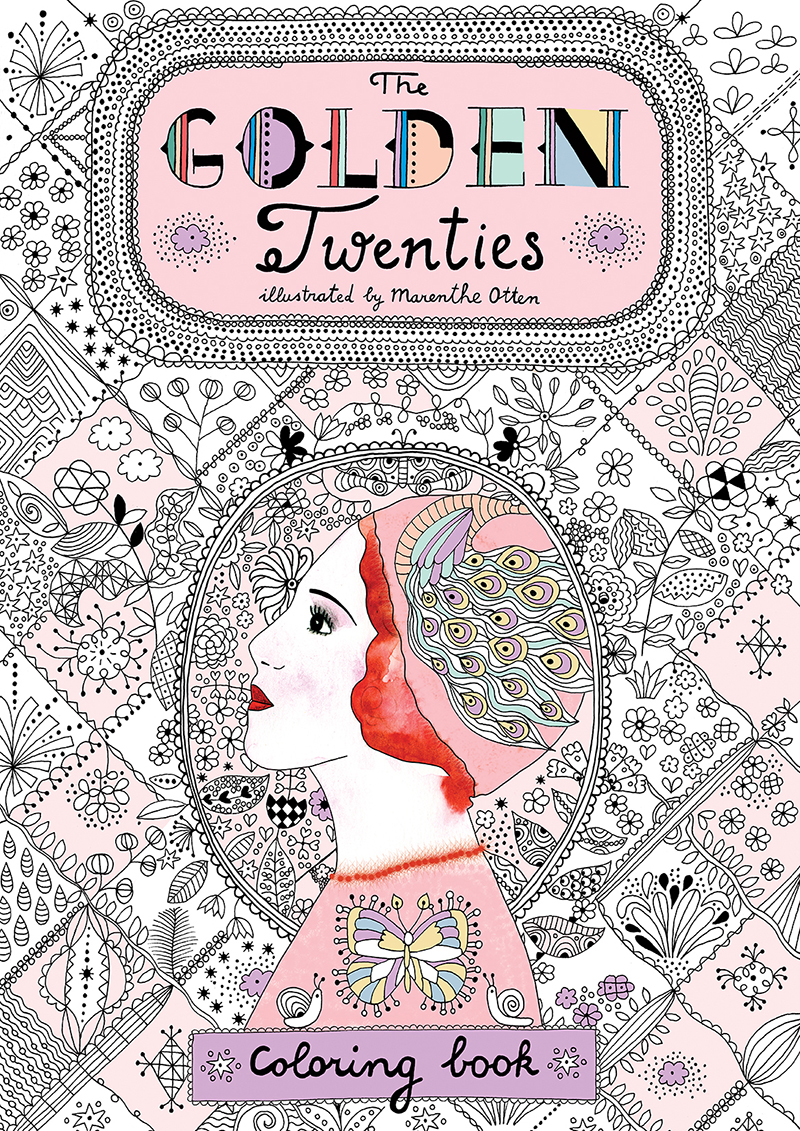 golden twenties coloring book by Marenthe.jpg