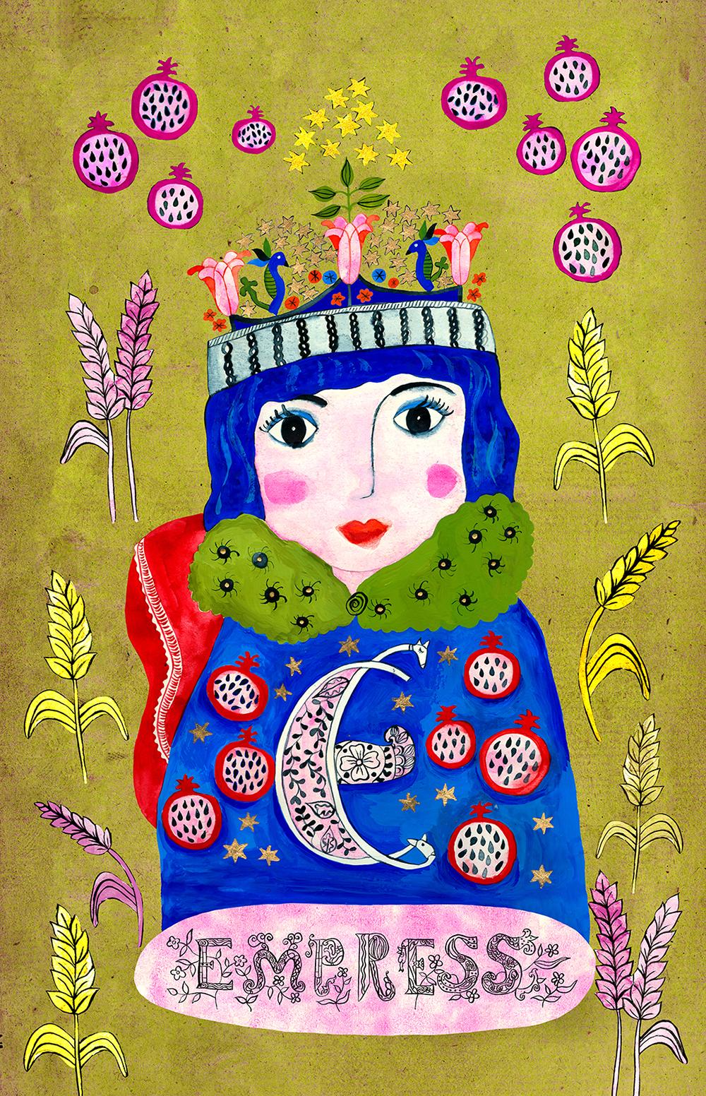 Marenthe Tarot Cards Empress.jpg