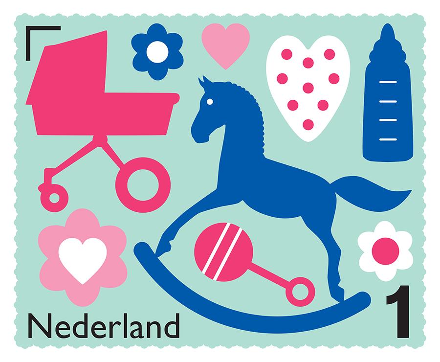Birth Stamp, geboortezegel designed by Marenthe.jpg