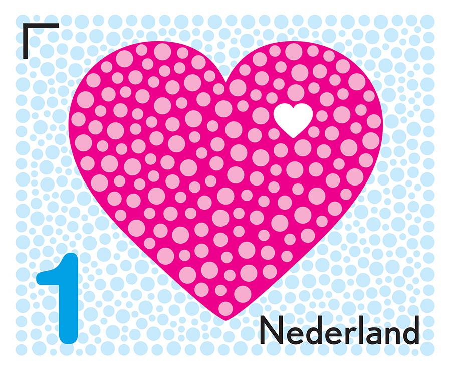 Love Stamp (liefdeszegel) for PostNL by Marenthe.jpg