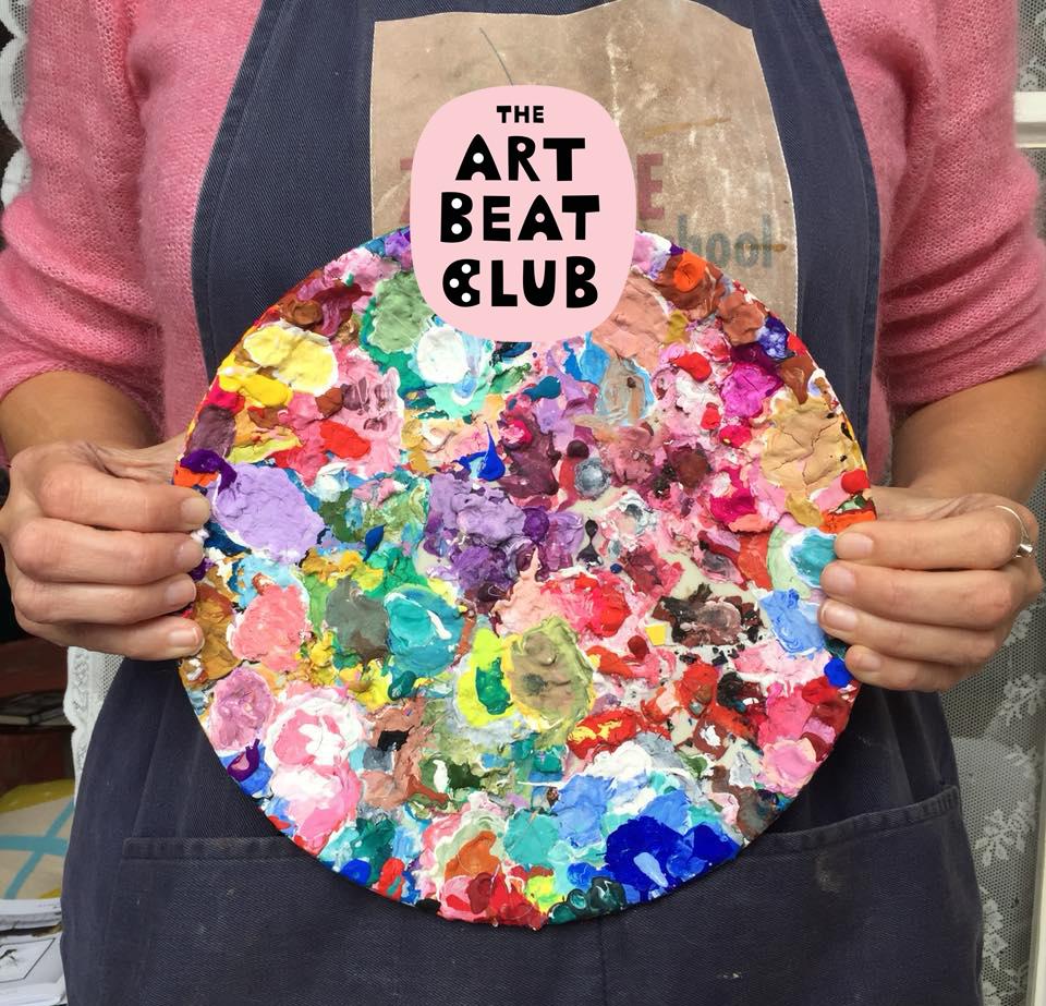 schort marenthe & the art beat club.jpg