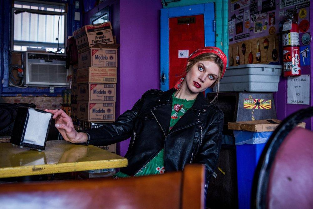 Jayne Moore brooklyn vibes Robbie Masterson