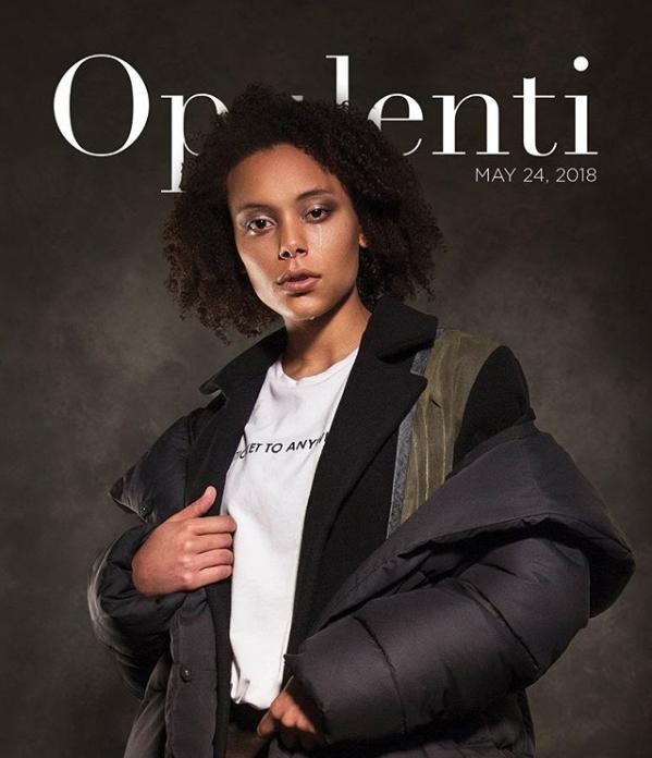 OPULENTI  Model: Alex Sander  Photographer: Francisco Betancourt  Styling: Mariana Alvarez