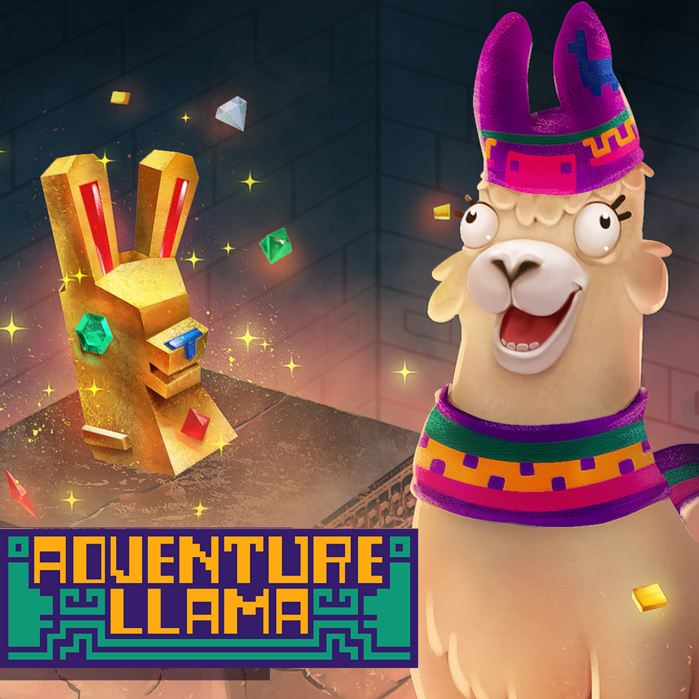 Adventure Llama by Orube -Mobile. Credits : Music