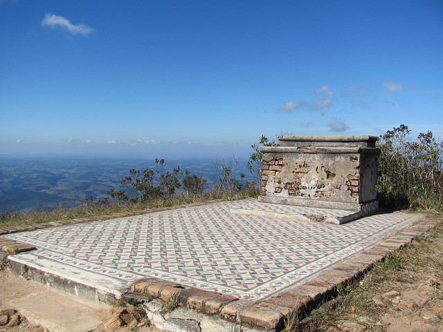 Pico do Pião - Ibitipoca