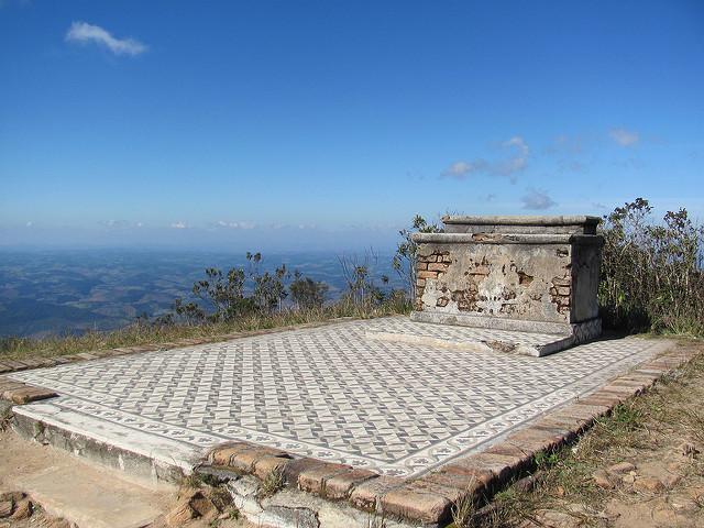 Pico do Pião - Ibitipoca