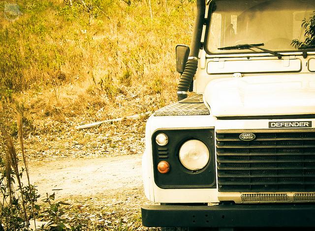 Passeio de Jeep - Ibitipoca