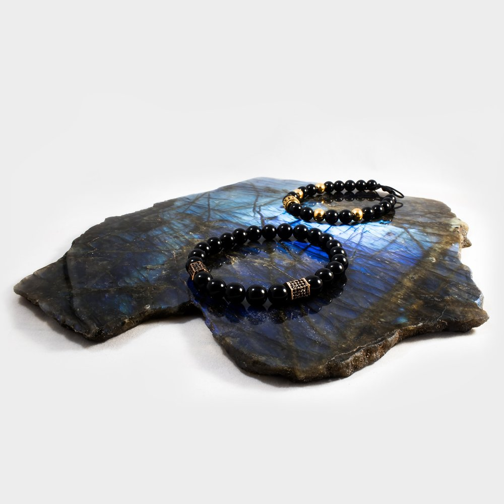 2 bracelets flat stone.jpg