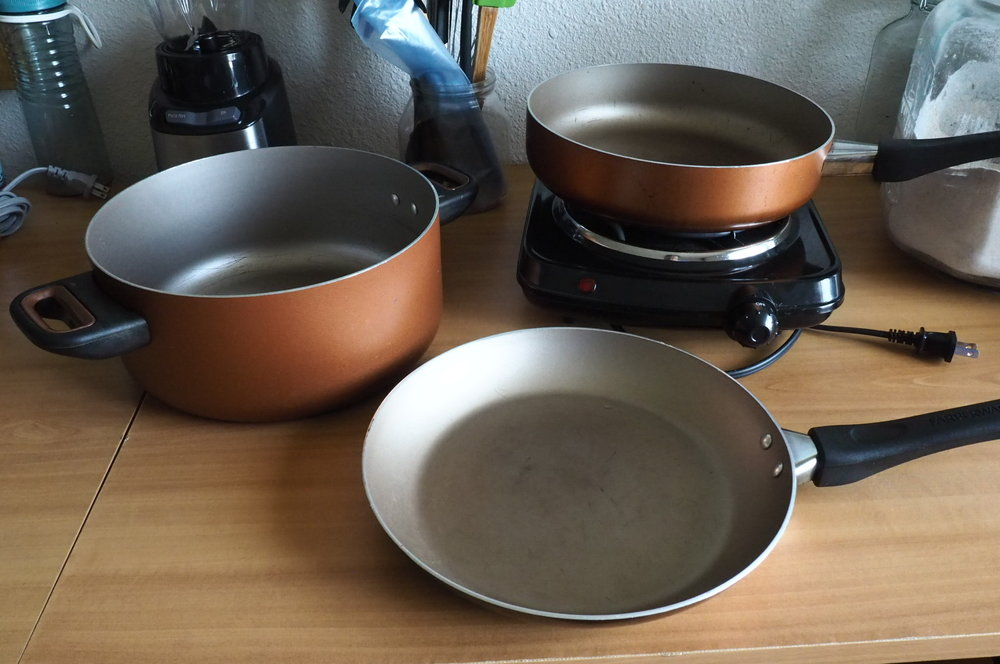 Pots and Pans Essentials