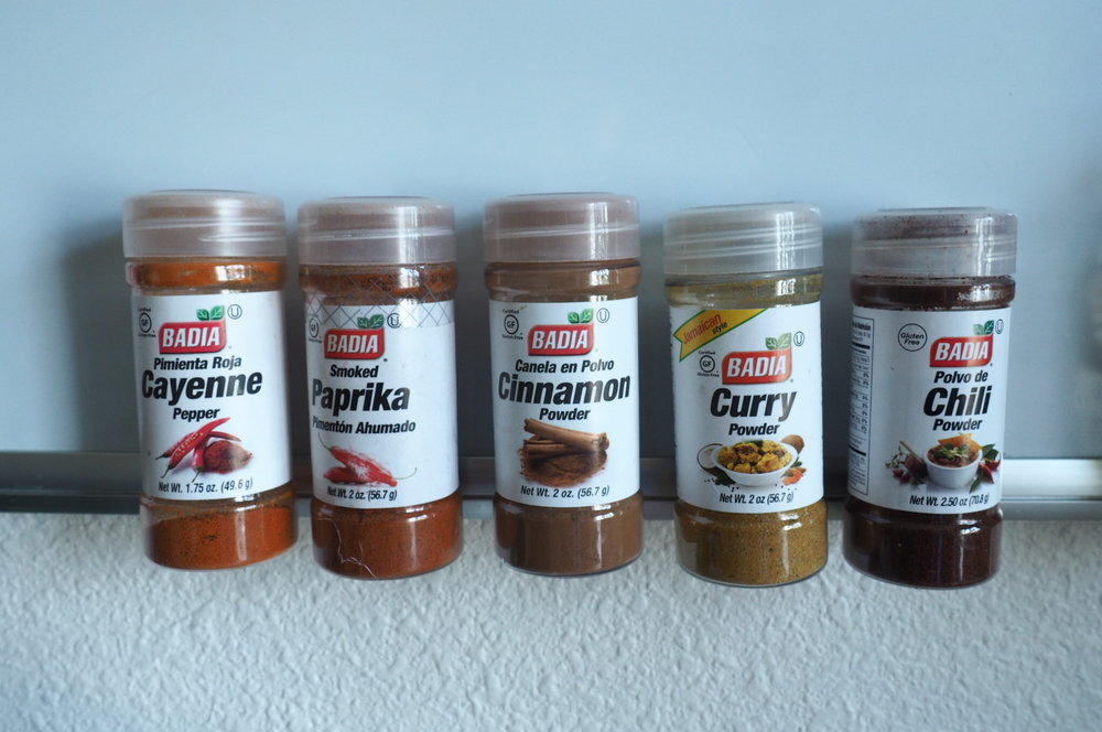 Badia Seasoning and Spices