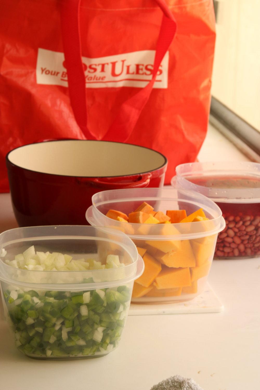Prepare your Ingredients