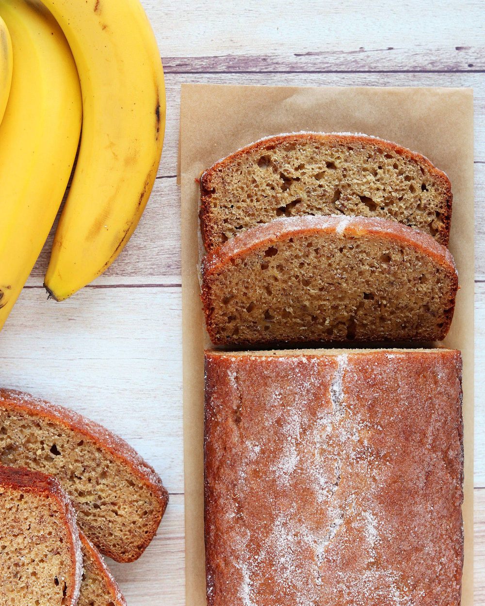 Banana Bread made by Elizabeth Larsen