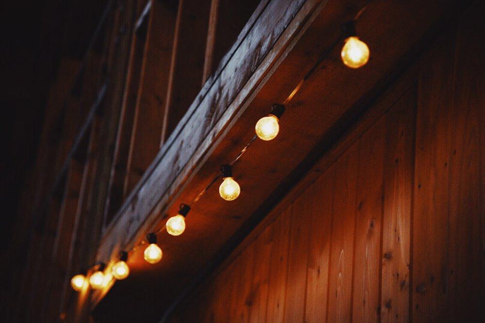 stringed lights inside the barn.jpg