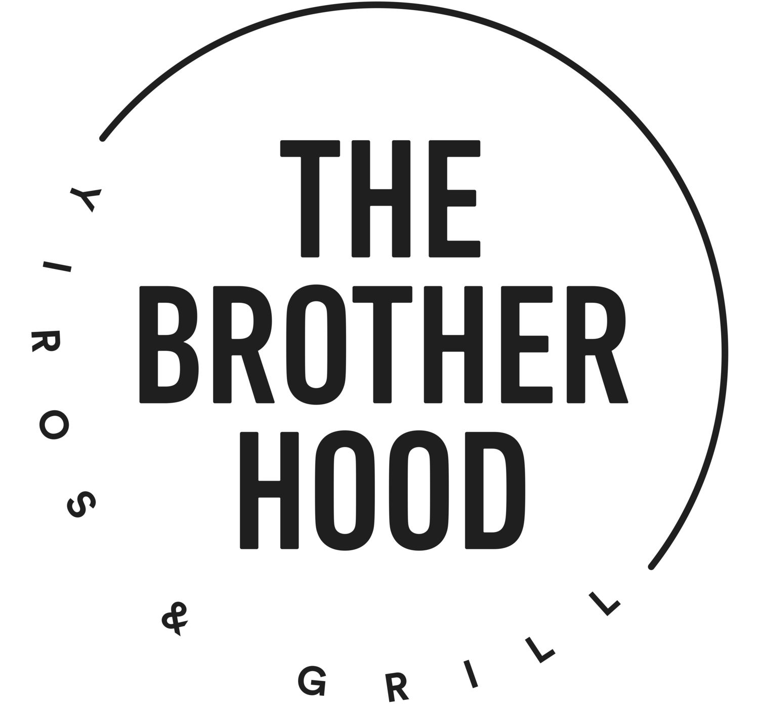 The Brotherhood Yiros & Grill