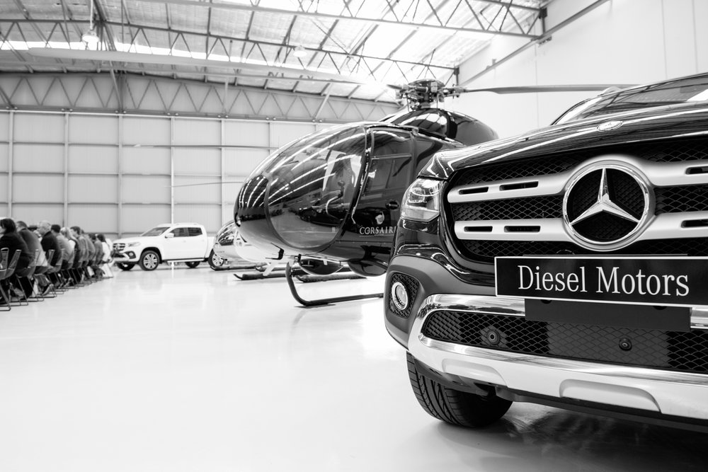 Diesel Motors Mercedes-Benz Perth State of Events WA Perth Partner