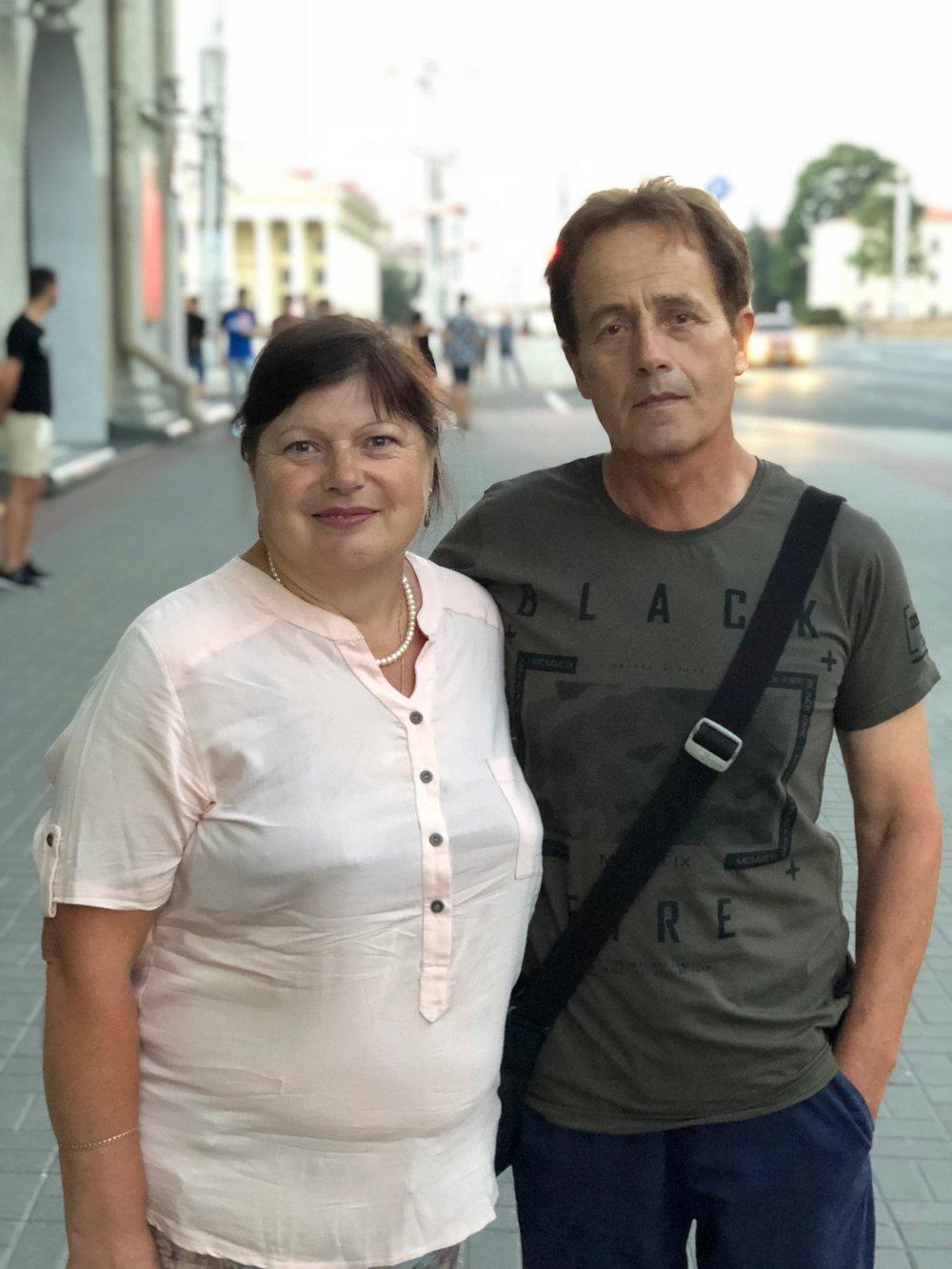 Nikolay & Natalia