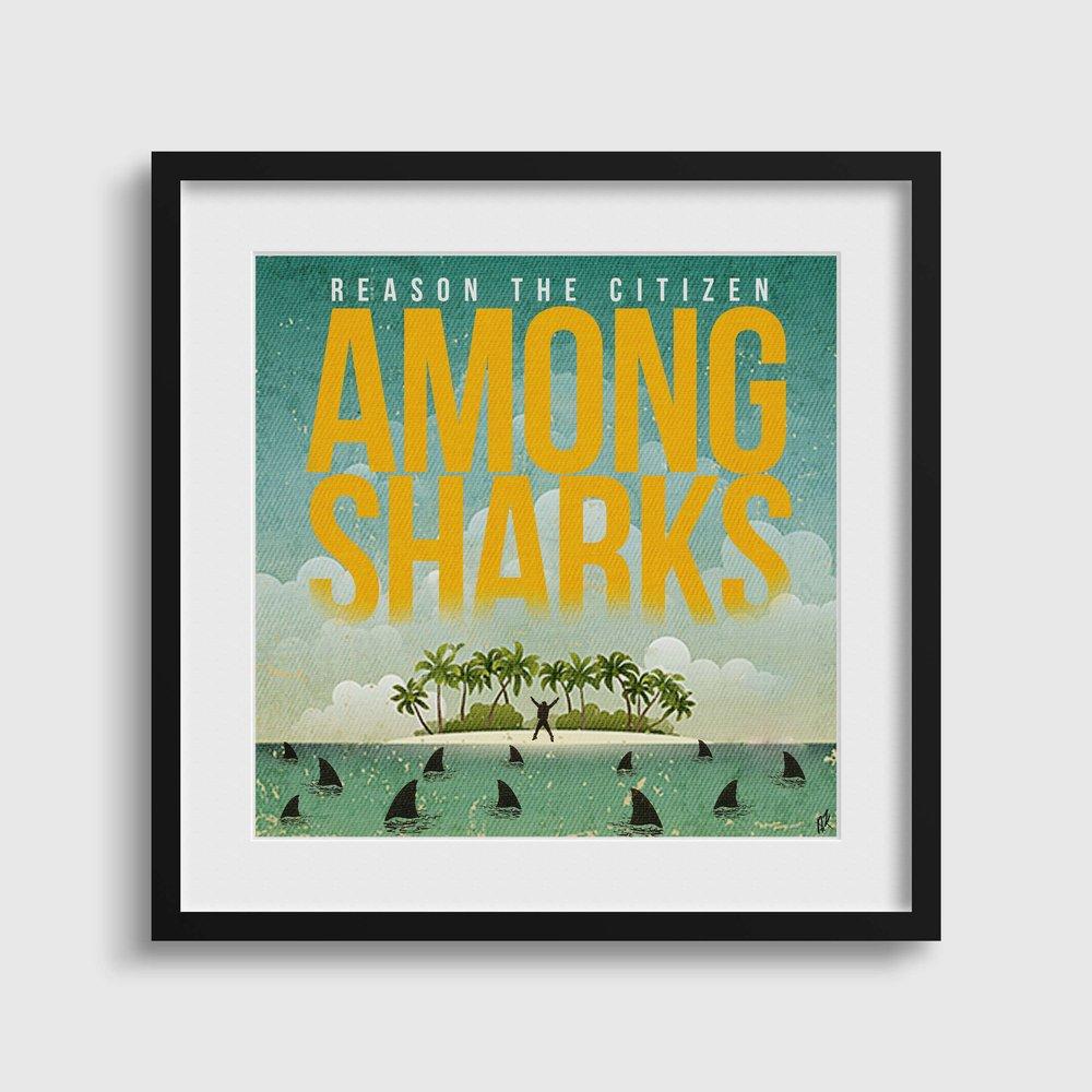 AMONG SHARKS