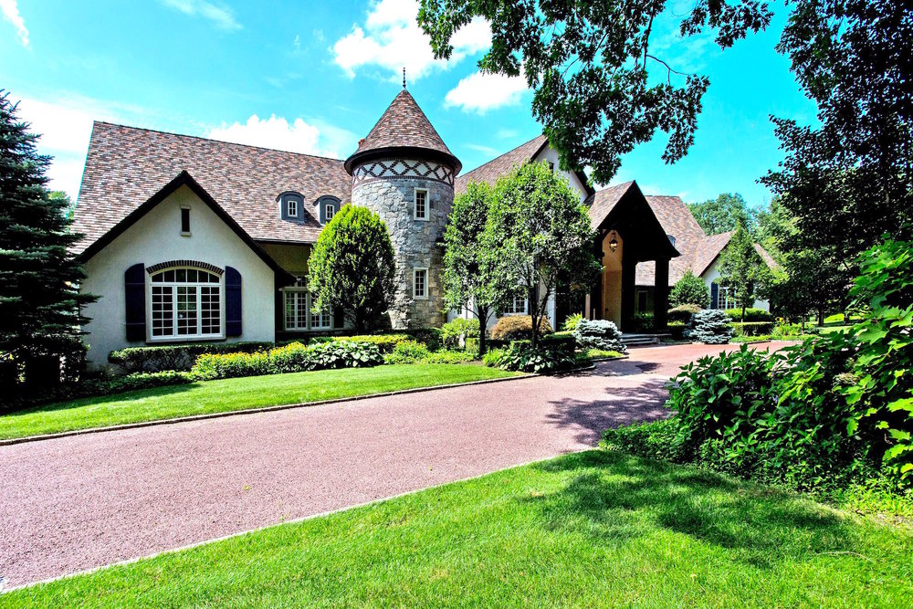 $11.8M | 1 FIELDSTONE MANOR | LATTINGTOWN